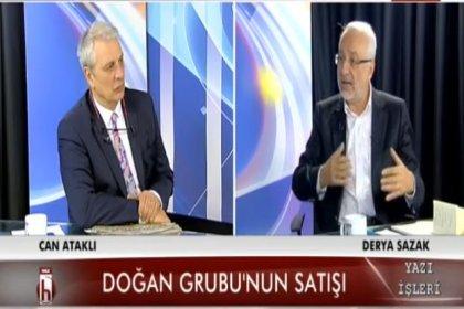 Derya Sazak: Demirören ailesi Milliyet'te verdiği kötü sınavla Hürriyet'i almaya hak kazandı
