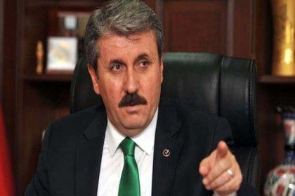 Destici'den idam teklifi hazırlığı: HDP dışındaki gruplardan destek isteyeceğiz