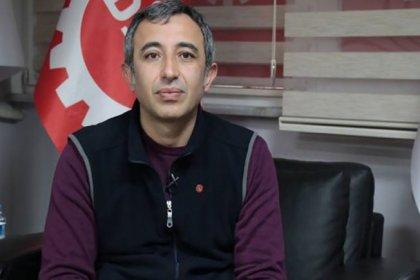 Dev Yapı İş Sendikası Genel Başkanı Özgür Karabulut tutuklandı