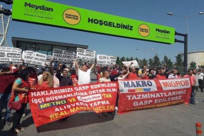 Direnen Makro/Uyum Market işçileri kazandı: Migros tazminatları ödeyecek