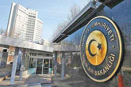 Dışişleri'nden Amerikan doğalgaz şirketinin Kıbrıs açıklarında arama faaliyetine başlamasına tepki