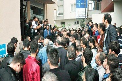 DİSK-AR: Gerçek işsiz sayısı 6,4 milyona ulaştı