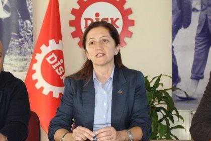 DİSK Başkanı Çerkezoğlu: Çocukların çıkaramadığı ses olmalıyız