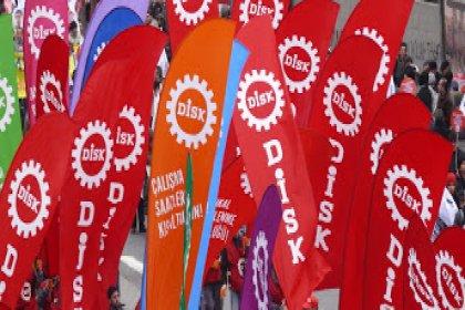 DİSK 'Türkiye İşçi Sınıfı Gerçeği'ni açıklıyor