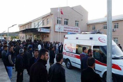 Diyarbakır'da saldırı: 1 şehit, 6 yaralı