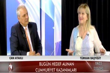 Dr. Türkan Başyiğit: Siz bu ülkede Atatürk'ü yok etmeye çalışırsınız ama o döner bulur sizi