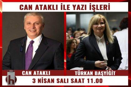 Dr. Türkan Başyiğit, Can Ataklı'nın konuğu oluyor