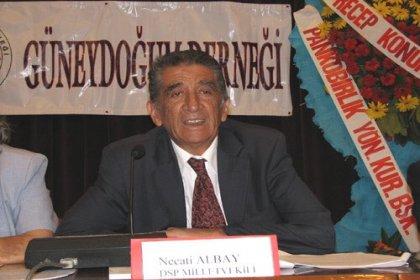 DSP Eskişehir eski Milletvekili Necati Albay hayatını kaybetti