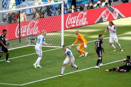 Arjantin: 1 - İzlanda: 1