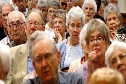Dünyadaki yaşlı nüfusu her geçen gün artıyor