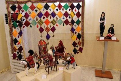 Dünyayı kültürünü yansıtan bebekler Büyükçekmece'de sergileniyor