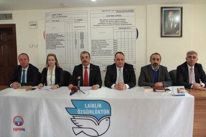 Eğitim İş'ten Milli Eğitim Bakanı'na karne