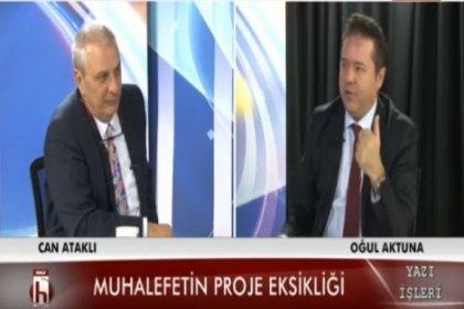 Ekonomist Oğul Aktuna: Devletin açıkladığı rakamlar gerçeği yansıtmıyor, Türkiye üreterek değil tüketerek büyüyor