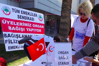 Emekli-Sen'den organ bağışı kampanyası
