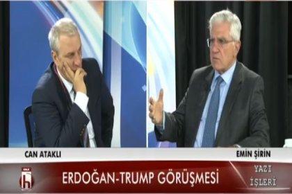 Emin Şirin: Erdoğan kendi dışında kimseyi dinlemiyor... Çıraklık, kalfalık, ustalık ters orantılı gidiyor