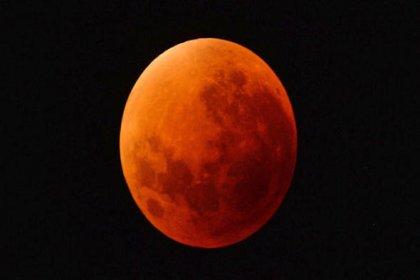 En son 1866'da görülmüştü: Süper, Kanlı, Mavi Ay Tutulması 31 Ocak'ta