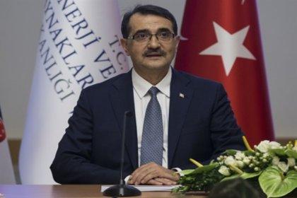 Enerji ve Tabii Kaynaklar Bakanı Dönmez: Enerjide yeni dönemde üç öncelik olacak