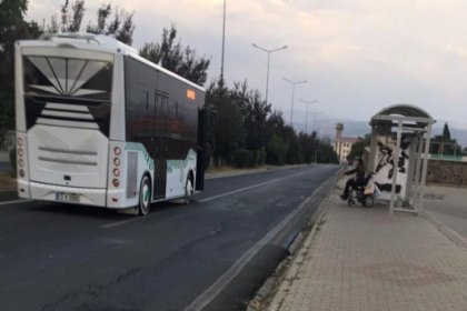Engelli yolcuyu otobüse almayan şoföre 2 bin lira ceza