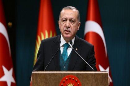 Erdoğan: Bodoslama şekilde üzerimize geliyorlar