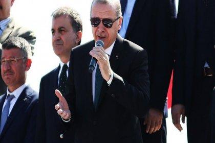 Erdoğan: Ey Netanyahu, sen bir teröristsin