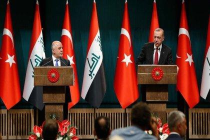 Erdoğan, Irak Başbakanı Haydar El-İbadi ile görüştü