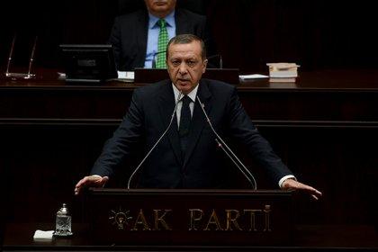 Erdoğan: Sistemin henüz tam oturmamış olmasından dolayı bakanlıklarda sıkıntı, bürokraside rehavet var