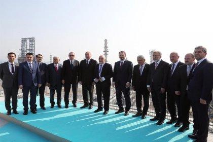 Erdoğan Star Rafineri'nin açılışında konuştu: Türkiye'nin en büyük yerlileştirme projesidir