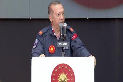 Erdoğan: Tehdit edildiğimiz anlar dahi oldu