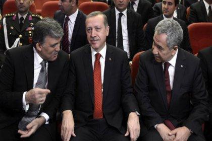 Erdoğan ve Arınç görüşmesi sona erdi