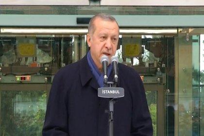 Erdoğan'dan Kılıçdaroğlu'na: Ana muhalefetin başındaki Suriyelileri göndereceğiz diyor, bunun insanlıktan nasibi var mı?