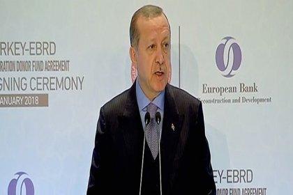Erdoğan'dan kredi derecelendirme kuruluşlarına: Bu işi ya öğreteceğiz ya öğreteceğiz