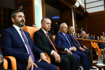 Erdoğan'dan Özgür Özel'e: Aşağıda olsam ağzının payını verirdim