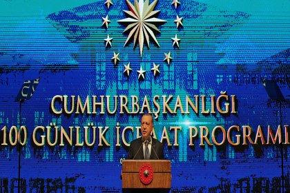 Erdoğan'ın 100 Günlük İcraat Programındaki hangi vaatler gerçekleşti?