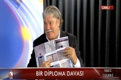 Erdoğan'ın diplomasının peşine düşen Oğuz Tolga: Hiçbir kurumdan mahkemeye belge gelmiyor