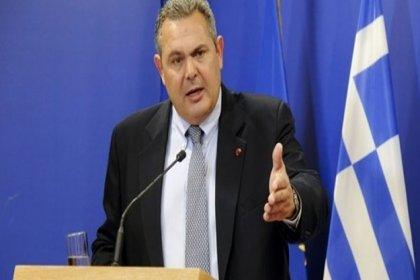 Erdoğan'ın takas önerisine Yunan Savunma Bakanı'ndan yanıt