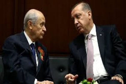 'Erken seçim kararını Bahçeli açıkladı, tarihi ise Erdoğan belirledi'