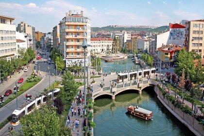 Eskişehir, Dünya Şehircilik Yarışması'nda Londra, Barcelona ve New York'u geçerek finale kaldı