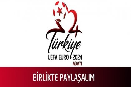EURO 2024 adaylığı için logo ve slogan açıklandı