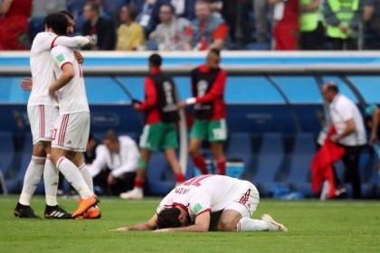 Fas 0-1 İran