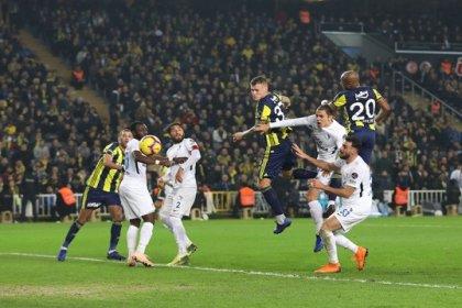 Fenerbahçe 2-2 Büyükşehir Belediye Erzurumspor