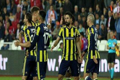 Fenerbahçe 4 - 1 Antalyaspor