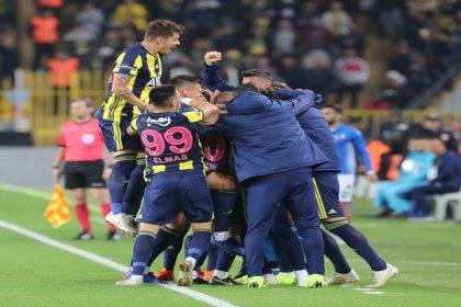 Fenerbahçe, Alanyaspor'u 2-0 yendi