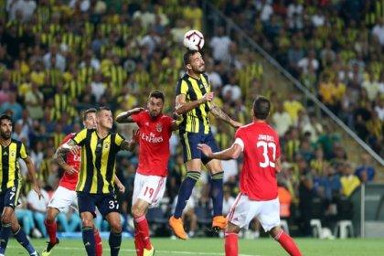 Fenerbahçe, Benfica ile 1-1 berabere kalarak Şampiyonlar Ligi'ne veda etti