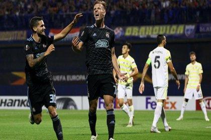 Fenerbahçe, Dinamo Zagreb'e deplasmanda 4-1 mağlup oldu