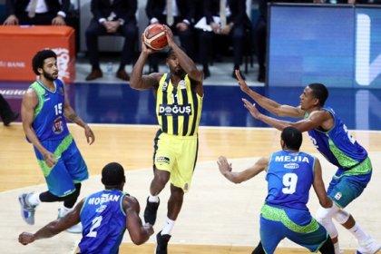 Fenerbahçe Doğuş final serisinde 2-0 öne geçti