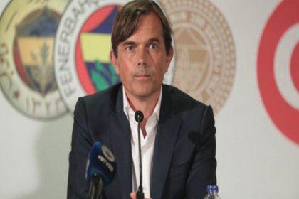 Fenerbahçe, teknik direktör Cocu ile yollarını ayırdı