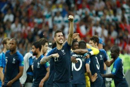 Fransa, Almanya'yı 2-1 mağlup etti