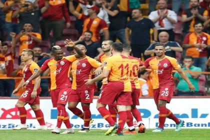 Galatasaray, Alanyaspor'u 6-0 yendi