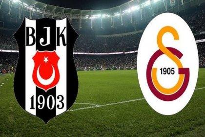 Galatasaray-Beşiktaş maçı bu akşam saat 20:00'da