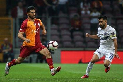 Galatasaray, Kasımpaşa'yı 4-1 yendi